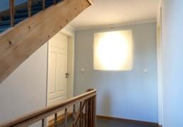 Neugestaltung eines Treppenhauses | Roßtal