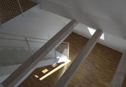 Dachgeschossausbau eines Mehrfamilienhauses | Roßtal