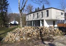 Fassadendämmung für ein Einfamilienhaus | Nürnberg